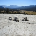 View of Tuolumne Meadows from Pothole Dome