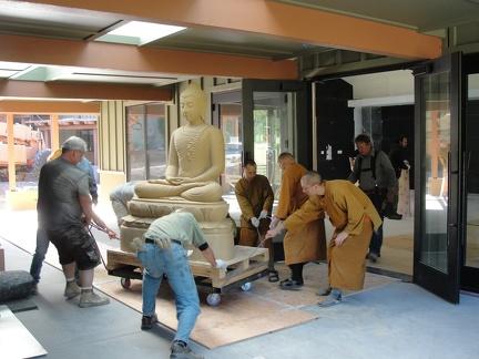 Pulling the Buddha