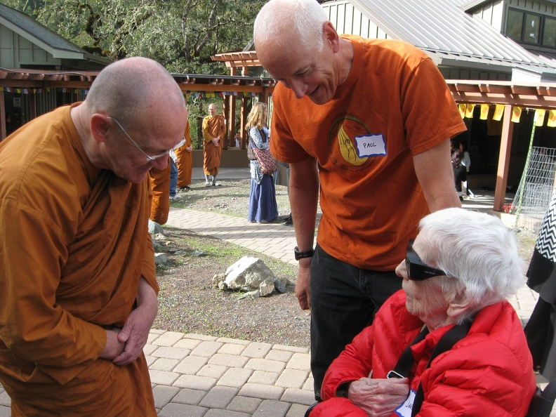 3- Luang Por visits with guests.JPG