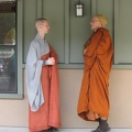 Two traditions discuss Dhamma