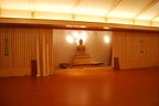 Reception Hall in low lighting mode.