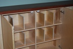 Cubbies for urns
