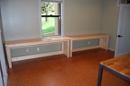 New desks in Lay Annex