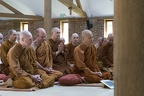 Ajahn Jotipalo at the International Elders' Meeting