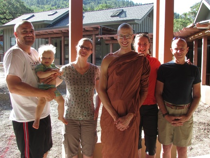 Tan Suddhiko's Family