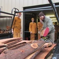 Taking madrone to the kiln