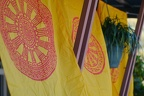 114a) Kathina Day Flags