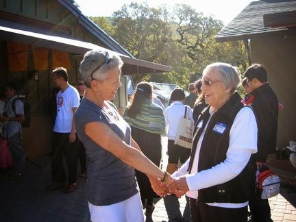 116) Sheridan and Rhoda on Kathina Day