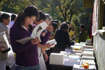 119) Book Display Kathina Day