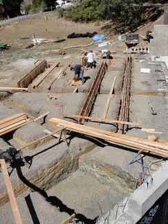 Q5 forms for foundation walls