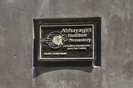02 Welcome to Abhayagiri