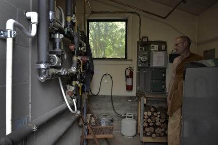 12 Boiler Room