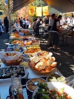11) Food Offerings