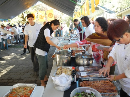 12) Preparing Food