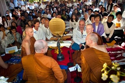 25) Kathina - Monks and Laity