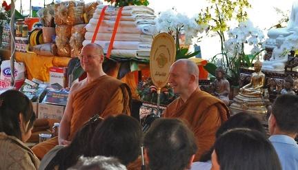 35) LPP and AA Kathina Dhamma Talk