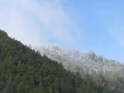 007) Winter Mountains