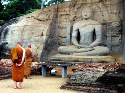 008) Aj. Yatiko and Aj. Sannyamo in Sri Lanka