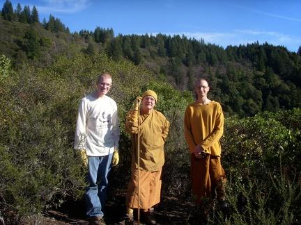 016) LP Pasanno & possible stupa site