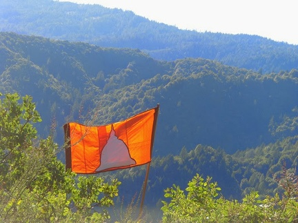 017) Stupa Flag