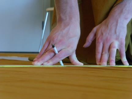 022) Samanera Sudhiro sewing