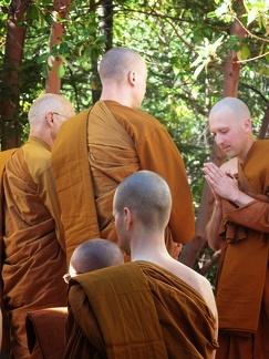 024) Samanera Sudhiro's Bhikkhu Ordination