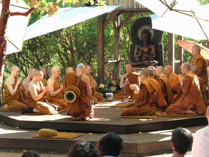 026) Samanera Sudhiro's Bhikkhu Ordination Group
