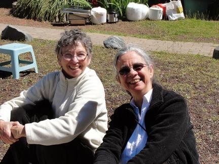 041) Iris & Kathy