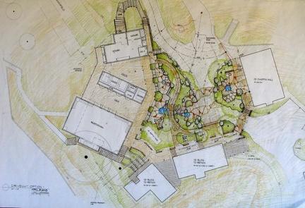 066) Cloister Landscape Proposal