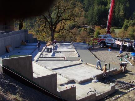 073c) RH Construction as of November 7