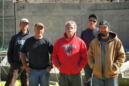 073d) Reception Hall Construction Team