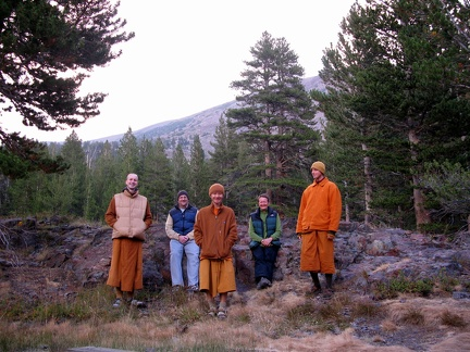 084) T. Pesalo, Doug, T. Kassapo, Beth & Aj. Nyaniko in Yosemite