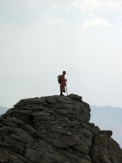 085) T. Kassapo on a peak