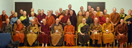 111) 19th Annual Buddhist Monastic Gathering
