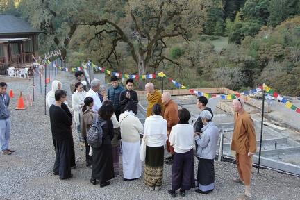 118) Explaining the RH Construction on Kathina Day
