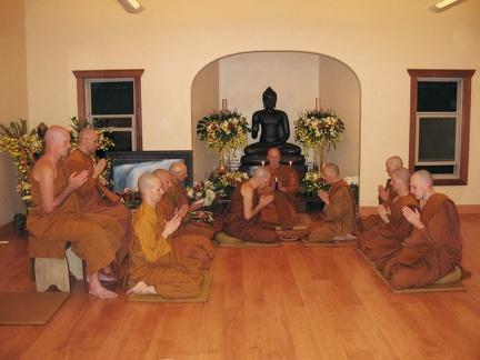 127) Kathina Cloth Bestowing Ceremony