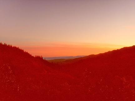 129) Abhayagiri Valley at Dawn