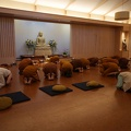 Paying respects to the Buddha, Dhamma, and Sangha