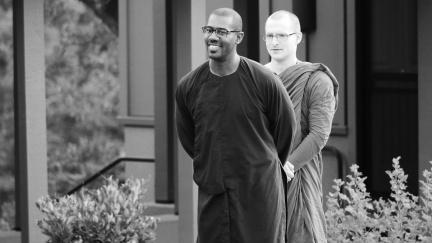 Desmond and Sāmaṇera Cittapālo