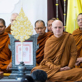 Ajahn Jayasaro and the Sangha
